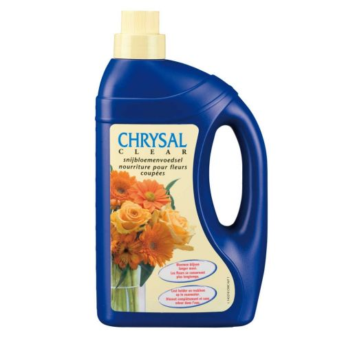 Chrysal clear snijbloemen voeding 1000ml