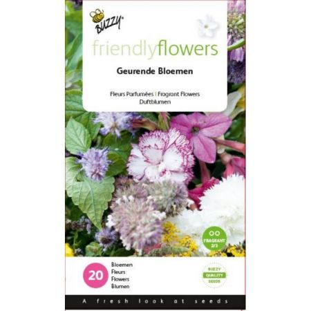 Friendly flowers geurende bloemen 15m²